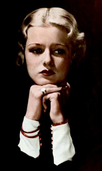 Joan Bennett - Bennett in 1932