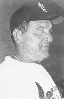 Joe Becker (coach) - St. Louis Cardinals - 1965.jpg