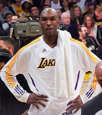 Joe Smith (basketball) - Smith with the Lakers in December 2010