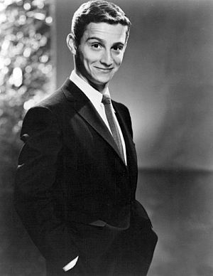 Joel Grey - Grey in a publicity photo in 1955