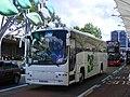 Jogos Olímpicos - CR12 DCR Volvo B9R - Plaxton Panther. Dudley of Radford, Worcs. Brazilian Olympic transport. (7721505774).jpg