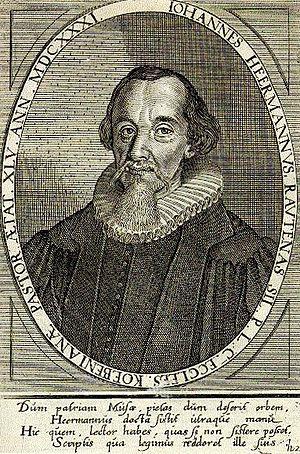 Johann Heermann - Johann Heermann (1585–1647)