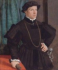 Portrait of Johann Jakob Fugger