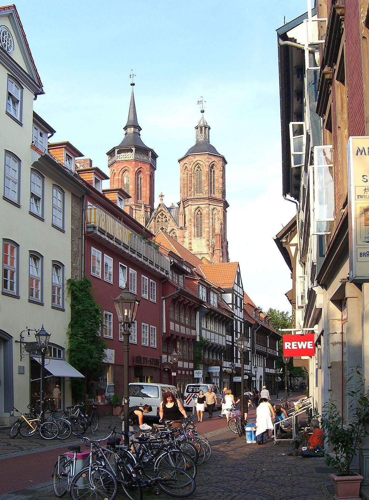 Göttingen Wiki
