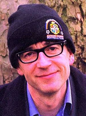John Hegley - Hegley in 2002