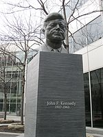 John F. Kennedy by Paul Lancz 01.jpg