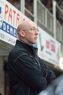 John Fust (ice hockey) Canadian ice hockey player