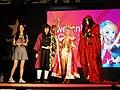 Jojo, King, Tsukisi and Xi Zhen on the stage 20191012d.jpg