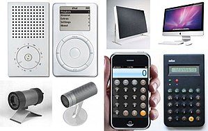Jonathan Ive - Dieter Rams' influences on Jon Ive's design style