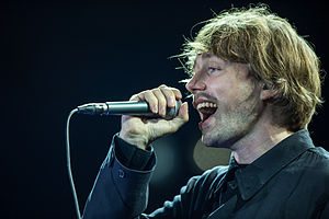 Mew (band) - Mew singer Jonas Bjerre