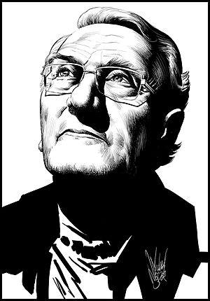 José Ortiz (comics) - José Ortiz by Michael Netzer
