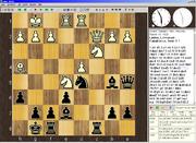 José-Schachdatenbank und Schach-Frontend