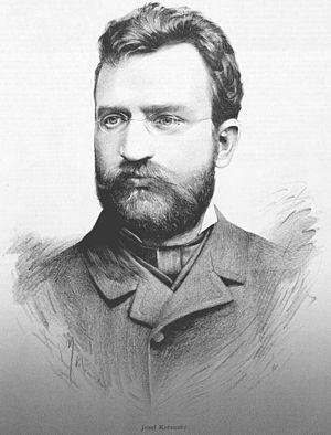 Josef Kořenský - Image: Josef Korensky Vilimek