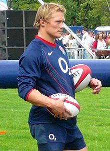 Description de l'image Josh Lewsey.jpg.