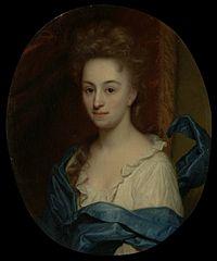 Portrait of Josina Clara van Citters (1671-1753), daughter of Josina Parduyn