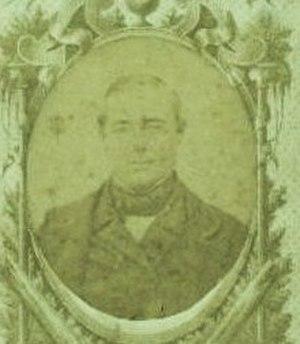 Juan Manuel Bayá - Image: Juan Manuel Bayá (1800 1861)