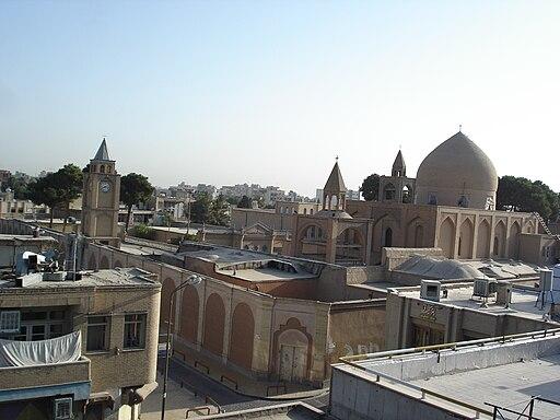 Julfa armenischesViertel