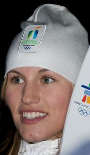 Julia Murray Canadian freestyle skier