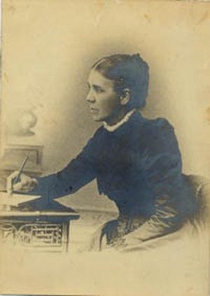 Kobe College - Julia Elizabeth Dudley (?, 1840-June 12, 1906)