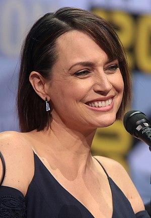 Julie Ann Emery - Emery at the 2017 San Diego Comic-Con