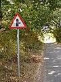 Junction Roadsign in Reepham Road - geograph.org.uk - 1521294.jpg