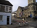 Junction of High St and Trinity St, Barry - geograph.org.uk - 2316763.jpg