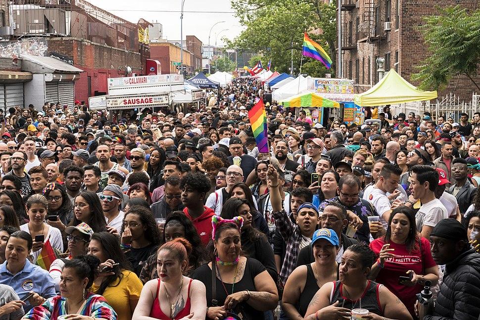 June 3, 2018 Queens Pride Parade
