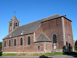 Église Saint-Eloi in Jurbeke