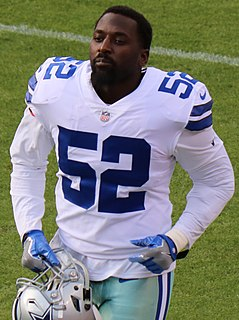Justin Durant American football player, linebacker