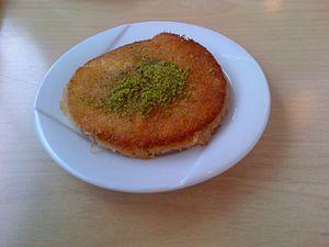 قائمة حلويات المشرق والمغرب العربيين ويكيبيديا