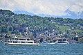 Küsnacht - Pfannenstiel - ZSG Säntis & Panta Rhei - Zürichsee in Zürich - Wollishofen 2015-05-06 13-48-07.JPG