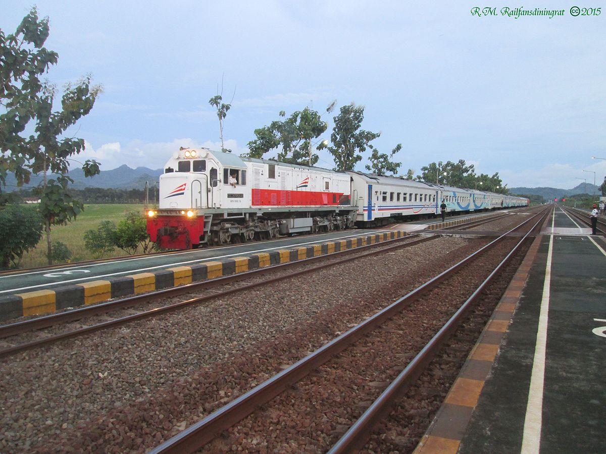 Kereta api Jaka Tingkir - Wikipedia bahasa Indonesia ...