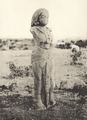 KITLV 88122 - Unknown - Sculpture of a woman at the Betwa River in British India - 1897.tif