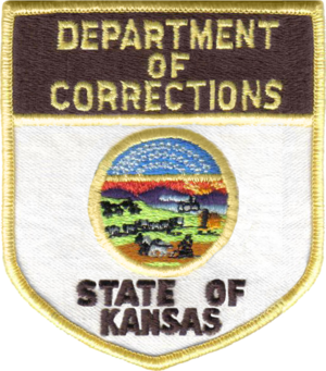 Kansas Department of Corrections - KDOC patch