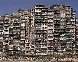 Kowloon Walled City - A playground at the edge of the city.