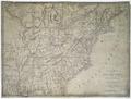 Kaart der vereenigde staten van Amerika, naar Mellishes - Dl. Veelwaard sculp. NYPL434601.tiff