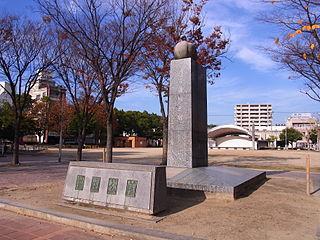 Bombing of Okazaki in World War II