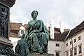 Kaiser Franz-Denkmal Hofburg Wien 2015 Sitzfiguren Stärke 08 Relief Viehzucht.jpg