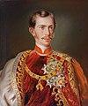 Kaiser Franz Joseph I im Ornat des Goldenen Vlies c1855.jpg