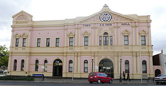 Kalgoorlie - Kalgoorlie Town Hall