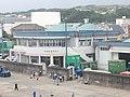 Kametoku new port ferry-waiting room.jpg