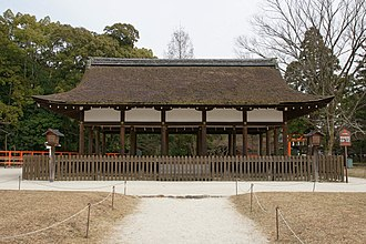 Kamigamo Shrine - Image: Kamo wakeikazuchi jinja 03n 3200