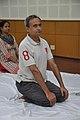 Kanchan Kumar Chowdhury in Vajrasana - Kolkata 2017-06-21 2409.JPG
