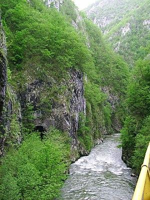 Prača (river) - Prača River valley