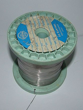 Kanthal (alloy) - Kanthal resistance wire