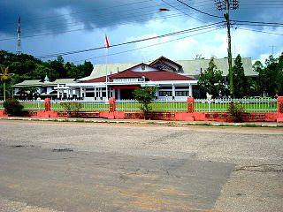 Regency in West Kalimantan, Indonesia