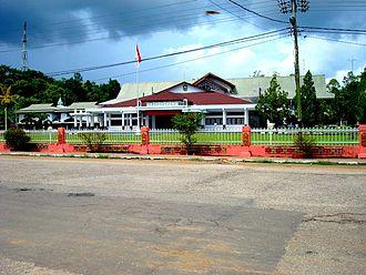 Sanggau Regency - Image: Kantor Bupati SGU