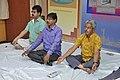 Kapalabhati - International Day of Yoga Celebration - NCSM - Kolkata 2017-06-21 2472.JPG