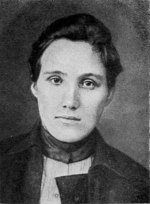 Vera Karelina - Vera Markovna Karelina, c. 1895