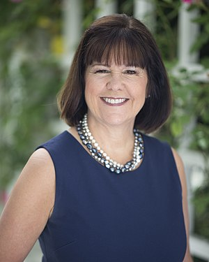 Second Lady of the United States - Image: Karen Pence official portrait